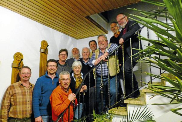 Alpenverein Schrobenhausen Vorstand 2016