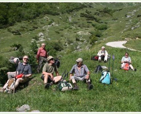 Senioren Wanderung