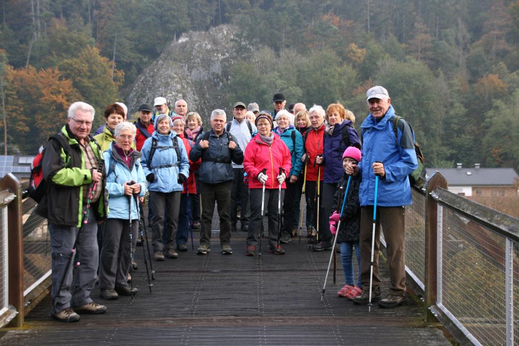 Wandergruppe Alpenverein Schrobenhausen