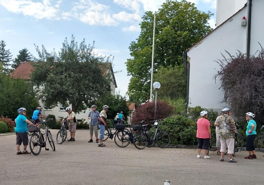 Wettervorhersage Schrobenhausen